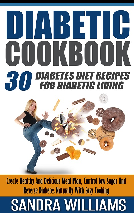 Diabetic Cookbook SMALL