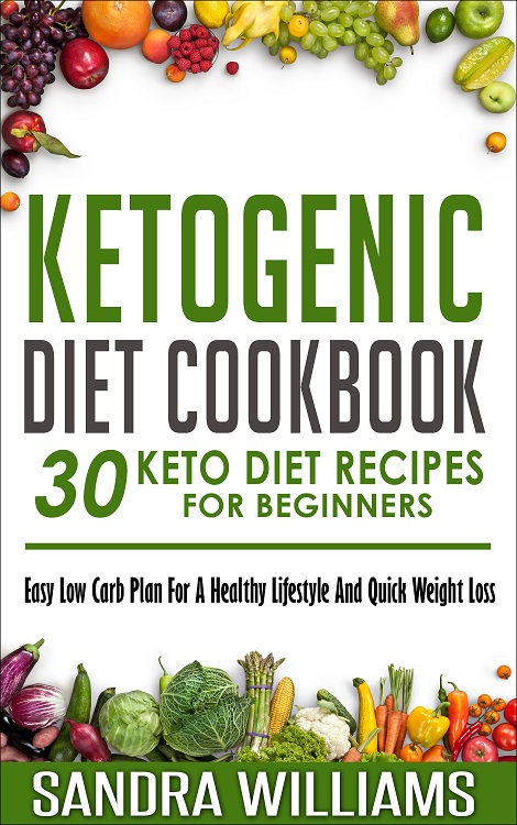 Ketogenic Cookbook SMALL