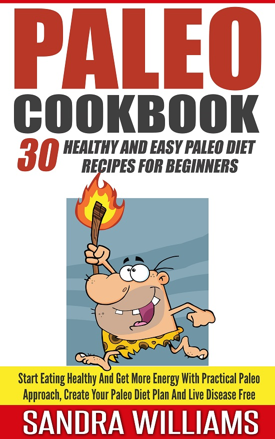 Paleo Cookbook SMALL