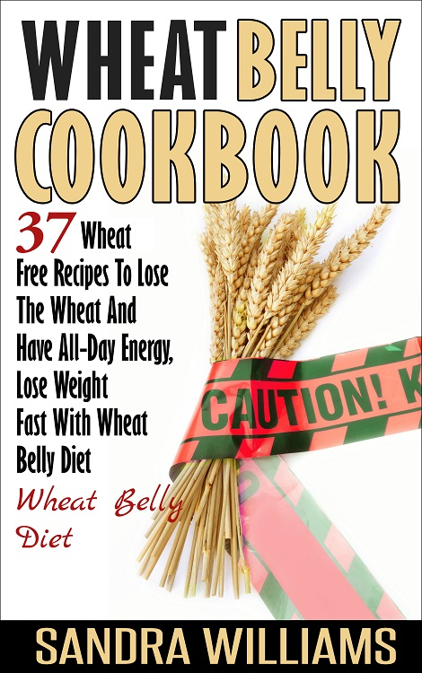 Wheat Belly Cookbook SMALL